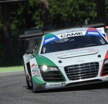 Mapelli-Amici (Audi Sport Italia, Audi R8 LMS-GT3 #7)